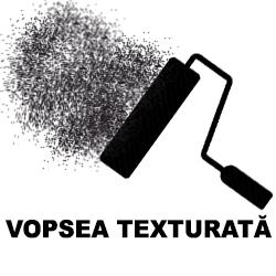 Vopsea texturata
